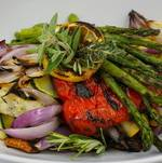 Grilled Roasted Vegetables