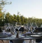 Beautiful Outdoor Dining Setup
