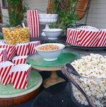 Classic and Caramel Popcorn
