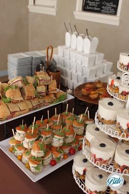 Classic brunch buffet