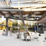 Otis Booth Pavilion Interior