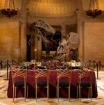 Dining with Dinosaurs in Grand Foyer