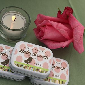 Baby Shower Brunch Favors