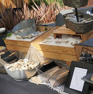Raw Bar with Oysters
