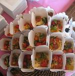 Orzo Salad in Individual Boxes