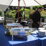 Buffet Station @ Wedding