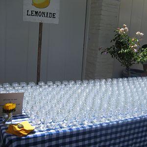 Lemonade Station - Summer Wedding