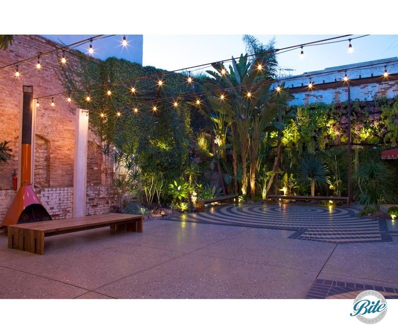 Marvimon Courtyard