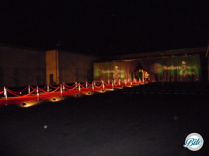 Red Carpet (outside) @ Hangar8