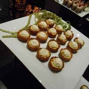 Key Lime Pie Bites w/ Graham Cracker Crust