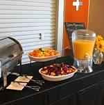 Breakfast Buffet Station