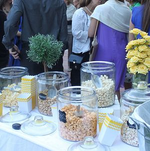 Popcorn Bar @ Wedding