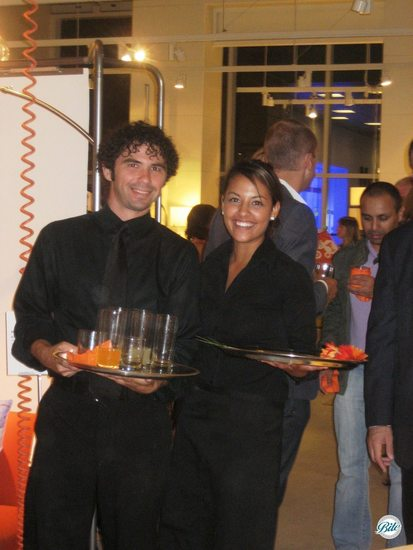 Staff @ Store Opening