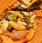 Roasted Vegetable Flatbread