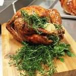 Thanksgiving Turkey with Rosemary and Lemon
