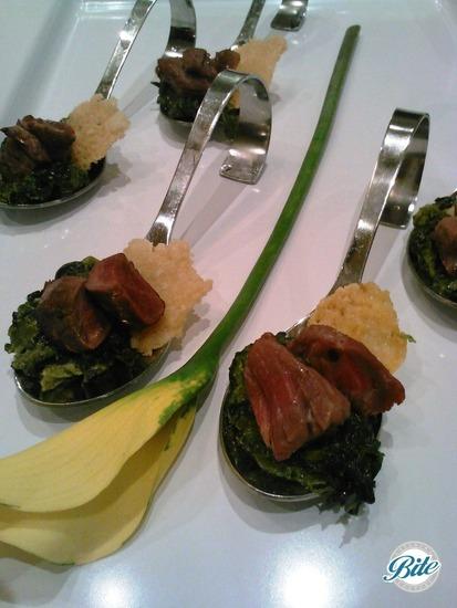 Mini Corned Beef on Cabbage