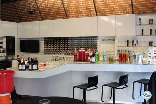 Bar Setup @ KPSS Color Bar
