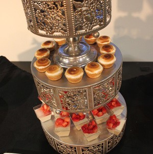 Modern Dessert Display @ KPSS