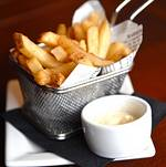 Truffle Fries and Aioli