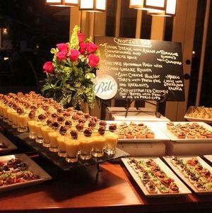 Crostini Bar Display