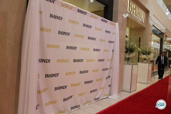 Bhindi store opening step and repeat