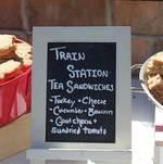 Train Station Tea Sandwiches