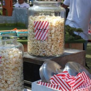 Popcorn Display