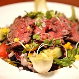 Steak Endive Market Salad