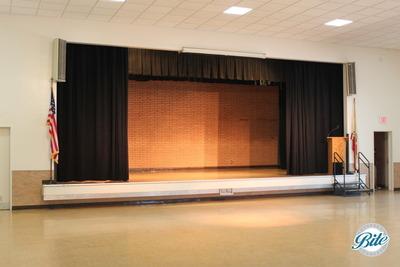 Torrance Cultural Arts Center Ken Miller Auditorium with Lights