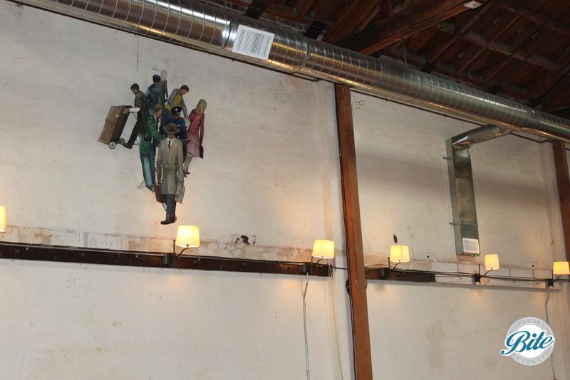 Studio 11 Statement Wall