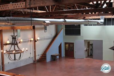 Studio 11 Main Event Room Mezzanine View