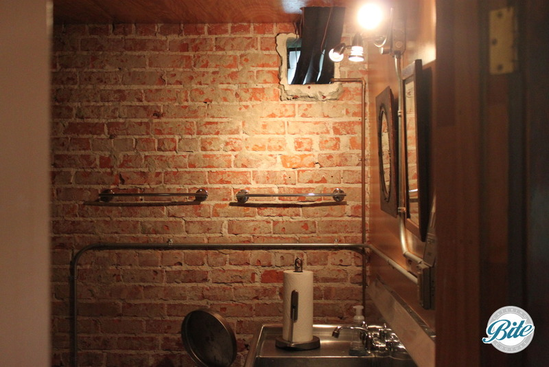 Studio 11 Mezzanine Restroom