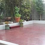 Studio 11 Courtyard Raised Flooring