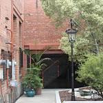 Studio 11 Red Brick Exterior