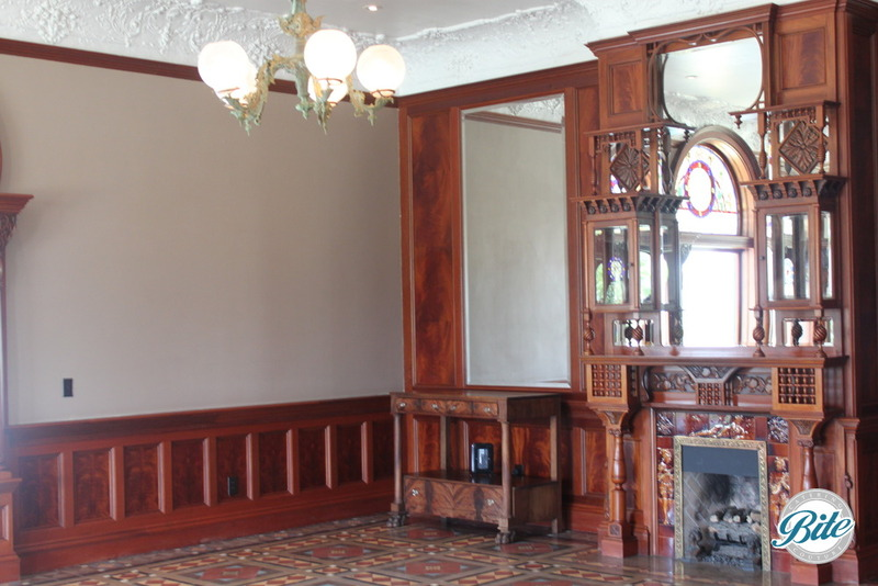 Newhall Mansion Ballroom