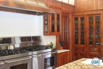 Newhall Mansion Kitchen
