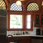 Newhall Mansion Kitchen Back