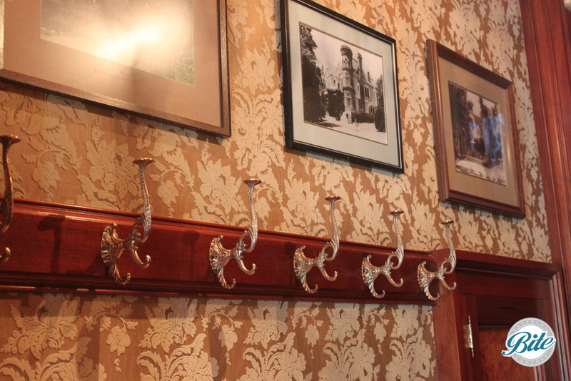 Newhall Mansion Coat Hanger
