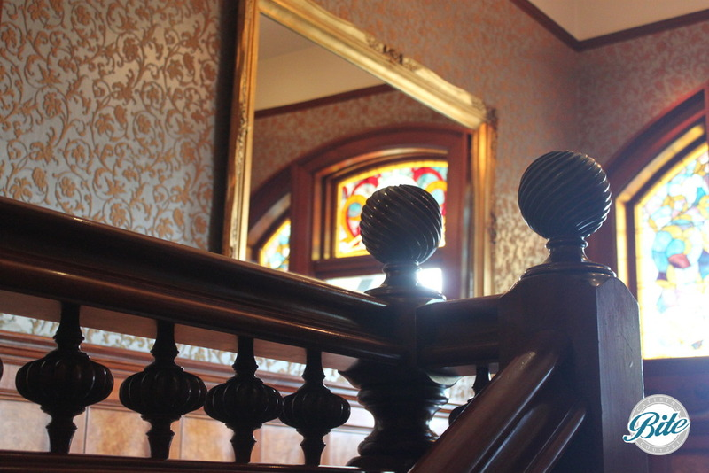 Newhall Mansion Upstairs