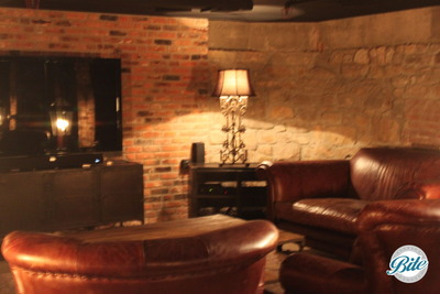Newhall Mansion Underground Tavern Lounge