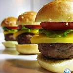 Mini Cheese Burgers with Brioche Buns