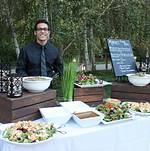 Company BBQ Salad Bar