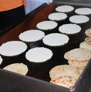 Company BBQ Gorditas Grilling