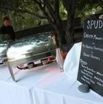Company BBQ Spud Bar