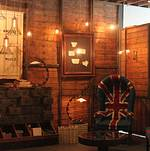 Voila Gallery British Flag Chair Lounge