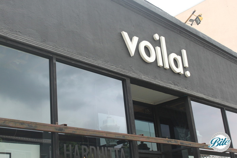 Voila Gallery Street Front