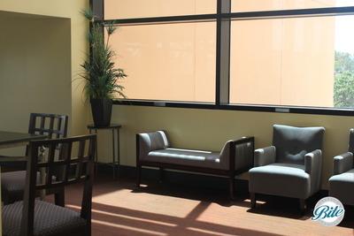 Thousand Oaks Civic Arts Plaza Licata Lounge Side