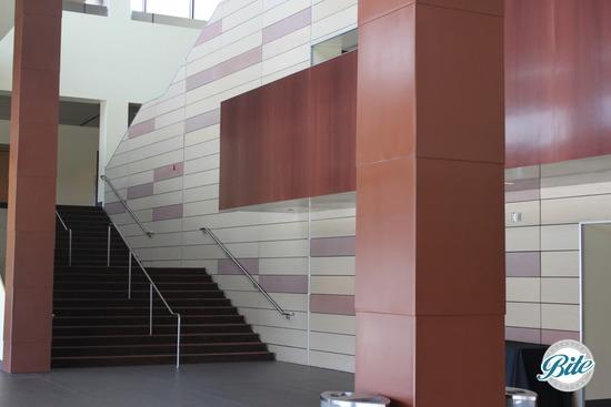 Thousand Oaks Civic Arts Plaza Fred Kavli Lobby Back
