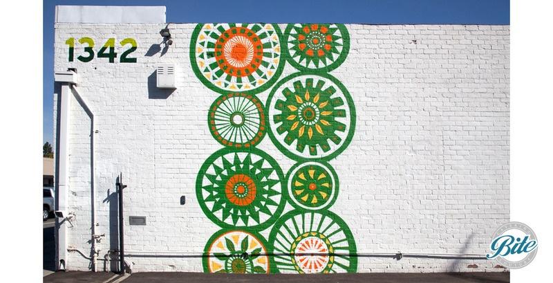 Studio 1342 Mural Wall