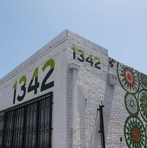 Studio 1342 Entrance